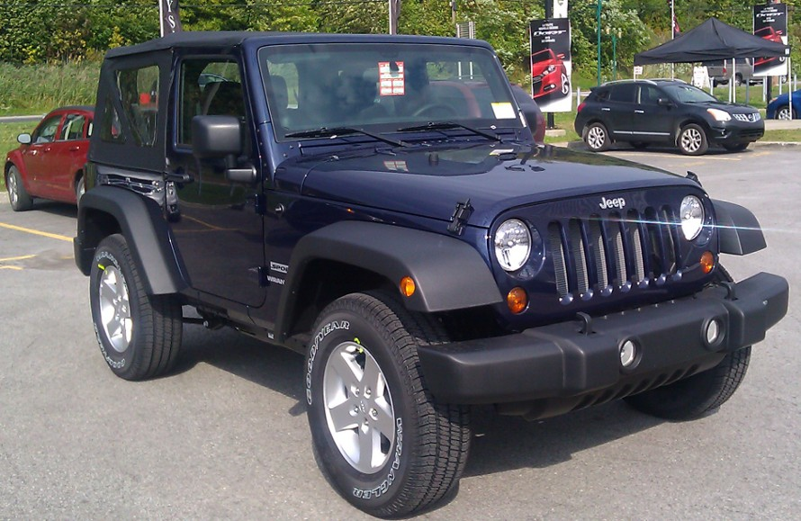 Bought my True Blue today! - Jeep Wrangler Forum